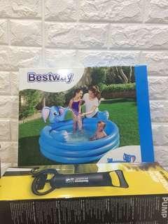 Bestway pool + pump