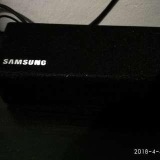 Samsung Soundbar with Subwoofer