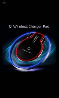 Iphone/ Samsung Qi Wireless Charger