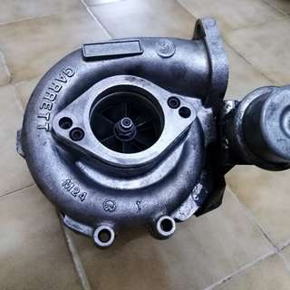HKS TURBO NEW
