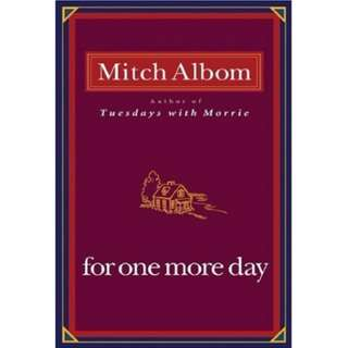 [eBook] For One More Day - Albom Mitch