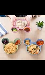 Mickey bowl tableware