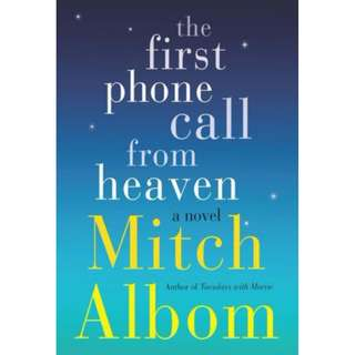 [eBook] The First Phone Call From Heaven - Mitch Albom
