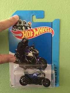 Hotwheels Ducati