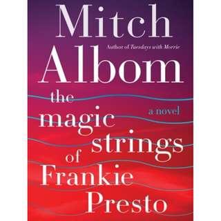 [eBook] The Magic Strings of Frankie Presto - Mitch Albom