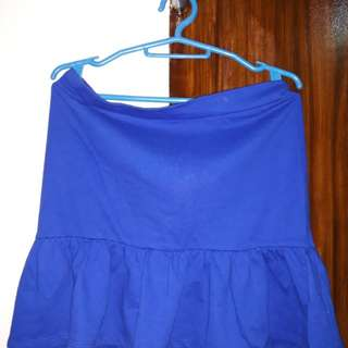 Bayo Peplum Skirt