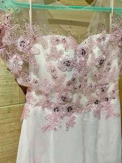 Mara Dizon Baby Pink Gown