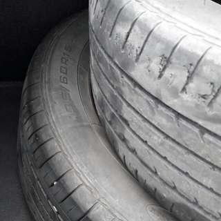 Tyre 2nd hand