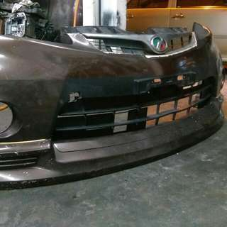 Front skirt alza 2010