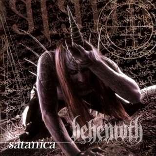 BEHEMOTH Satanica LP