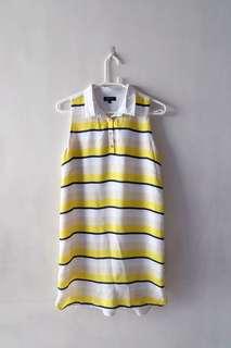 Memo Stripes Dress