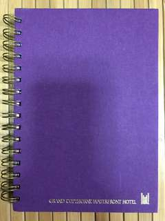 Hardcover Notebook - Grand Copthorne Hotel