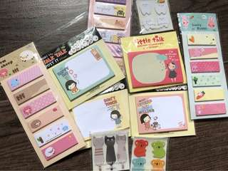 Cute Party Stationary Gifts/Goodies Bags Ideas for Kids / Students