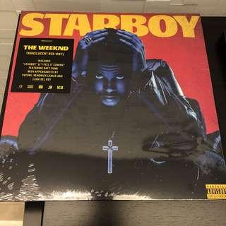 The Weeknd - Starboy . Vinyl Lp. New