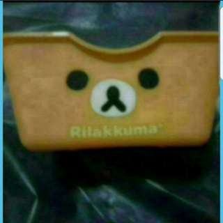 In Stock Rilakkuma Design Container