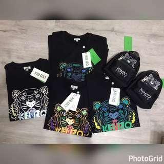 Customers Order ( Kenzo Tee & mini bag )