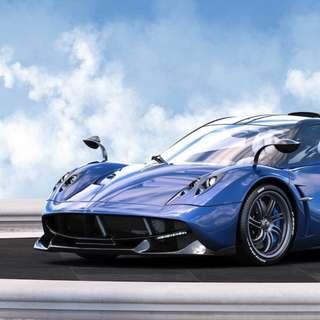 PAGANI HUAYRA GT AUTOS/KINSMART/GT SPIRIT 1/63/1/18 scale