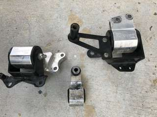 Hasport Engine Mounts 62A for Honda Civic FD2 Type R