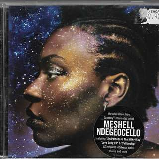 MY PRELOVED NEAR MINT CD - MESHELL NDEGEOCELLO / FREE DELIVERY (F9P)