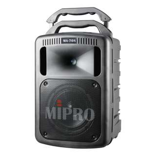 MIPRO Portable Public Amplifier MA708 (Price Off.30%)