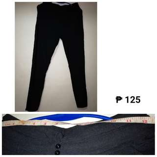 Pants, stretchable