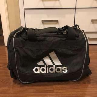 ADIDAS Authentic Black Gym Bag