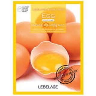Lebelage Natural Mask Egg