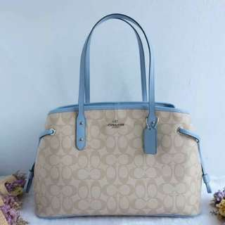 COACH CARRY ALL TOTE