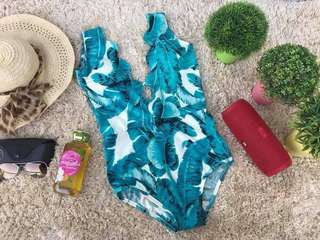 Irish Scallop One Piece Swimsuit