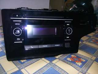 OEM Honda Jazz Audio CD Player for 2014 Model