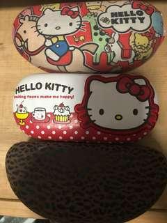 Hello Kitty 眼鏡盒