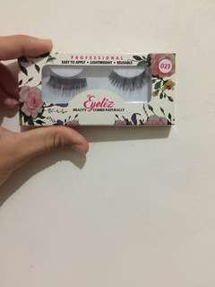 Eyeliz false eyelashes nomor 023