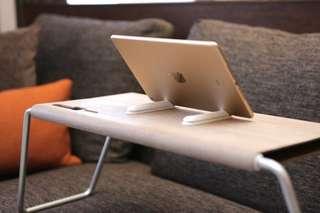 🚚 木質多功能行動懶人桌