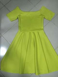 Apartment 8 Apple Green Dress