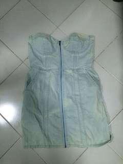 H&M Demin Dress