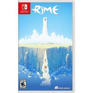 [NEW & SEALED + PROMO] Switch Rime Eng Version