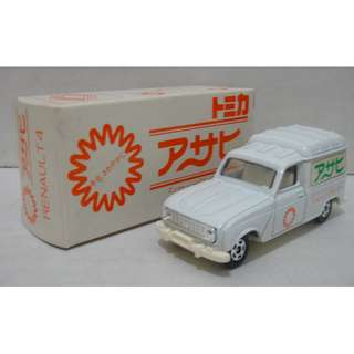 Y Tomy Tomica 特注品 F12 -2-6 RENAULT 4 FOURGONNETTE (日本制)