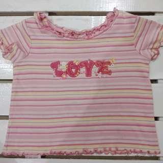Wonder kids stripes blouse