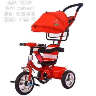 4 in 1 kids stroller bike