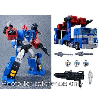 Factory Stock KO Transformers Masterpiece MP-31 MP31 Delta Magnus / Diaclone Ultra Magnus (Loose, No Box)