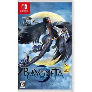 [NEW & SEALED + PROMO] Nintendo Switch Bayonetta 2 Eng Version