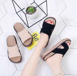 Casual Slippers (Many sizes)
