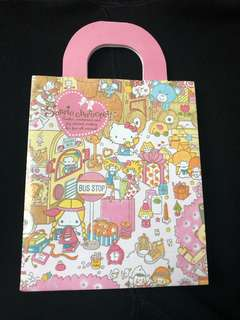 Sanrio mini paper bag