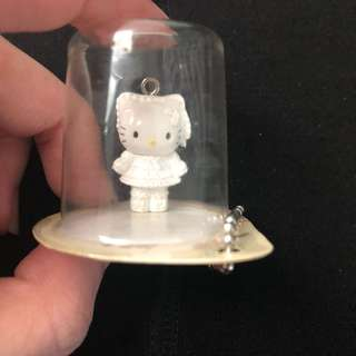 Rare edition hello kitty figure