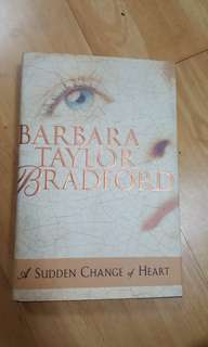 "Story books ""A Sudden Change of Heart"""