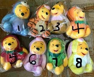 Disney Soft Toys