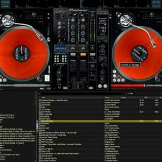 MUSIC FILES FOR DJ'S & SOUND SYSTEM OPERATORS PLUS VIRTUAL DJ 8.2 PRO INFINITY