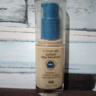 COVERGIRL Liquid Foundation