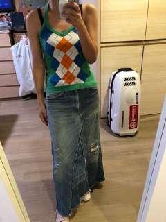 🚚 EME香港品牌針織挖背背心