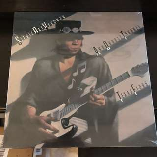 Stevie Ray Vaughan- Texas Flood. Vinyl Lp. New